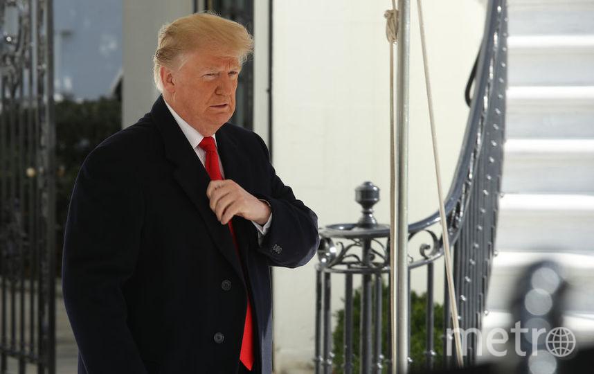 Дональд Трамп, фотоархив. Фото Getty