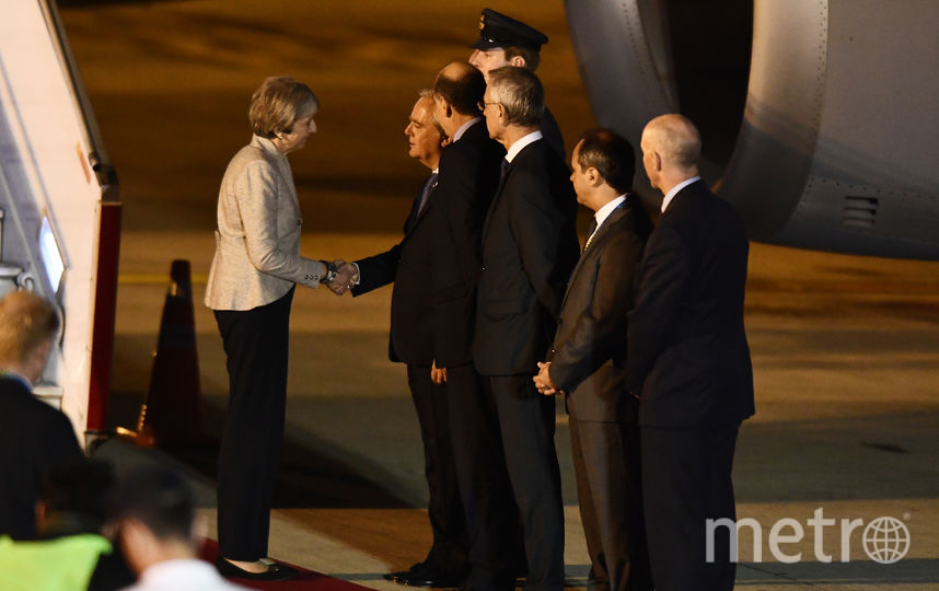 G20. Тереза Мэй. Фото Getty
