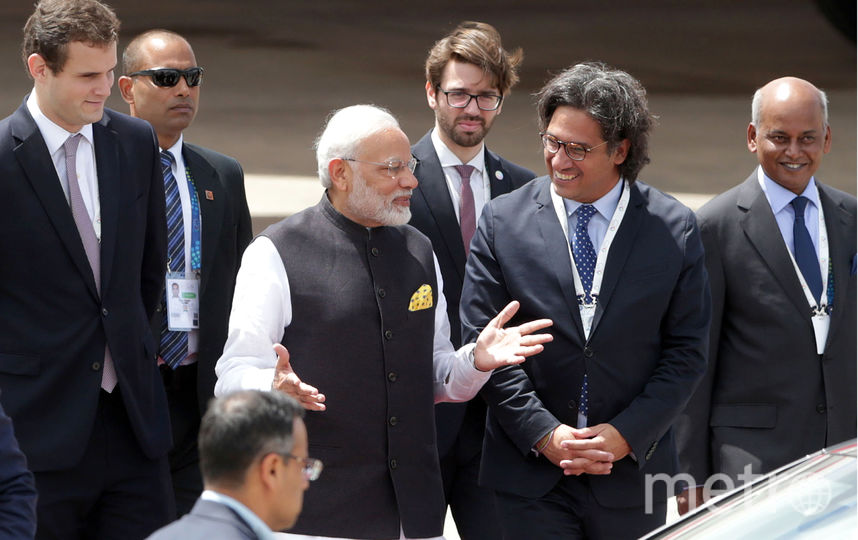 Премьер-министр Индии Нарендра Моди. Фото Getty