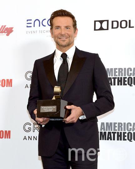 """Брэдли Купер. Вручение 32-й премии """"Американской синематеки"""" (32nd American Cinematheque Award). Фото Getty"""