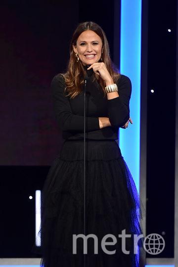 """Дженнифер Гарнер. Вручение 32-й премии """"Американской синематеки"""" (32nd American Cinematheque Award). Фото Getty"""