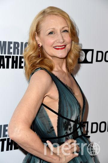 """Патриша Кларксон. Вручение 32-й премии """"Американской синематеки"""" (32nd American Cinematheque Award). Фото Getty"""