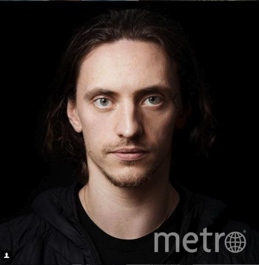 "Сергей Полунин. Фото https://www.instagram.com/sergeipolunin/, ""Metro"""
