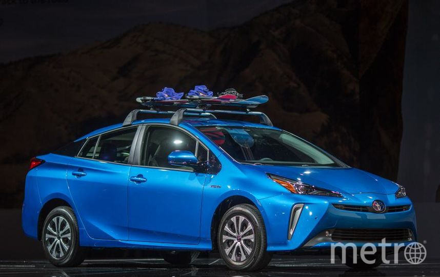 2019 Toyota Prius. Фото Getty