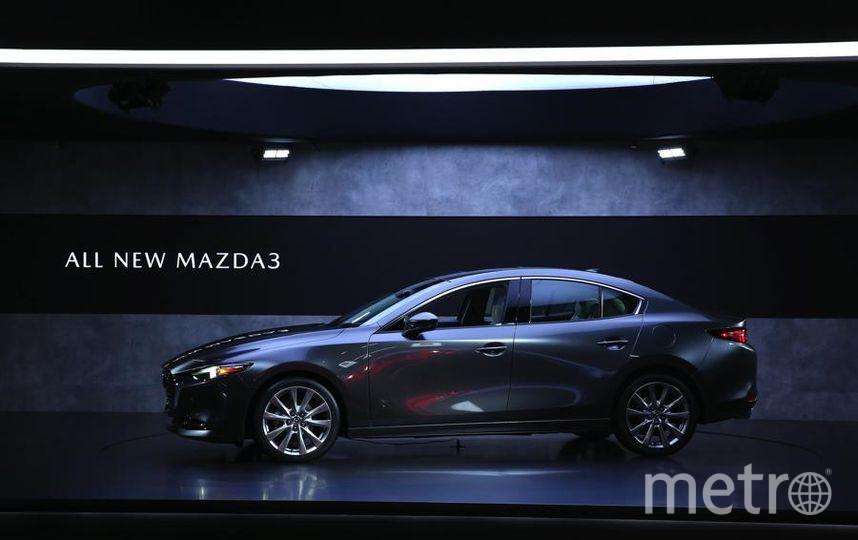Mazda3. Фото Getty