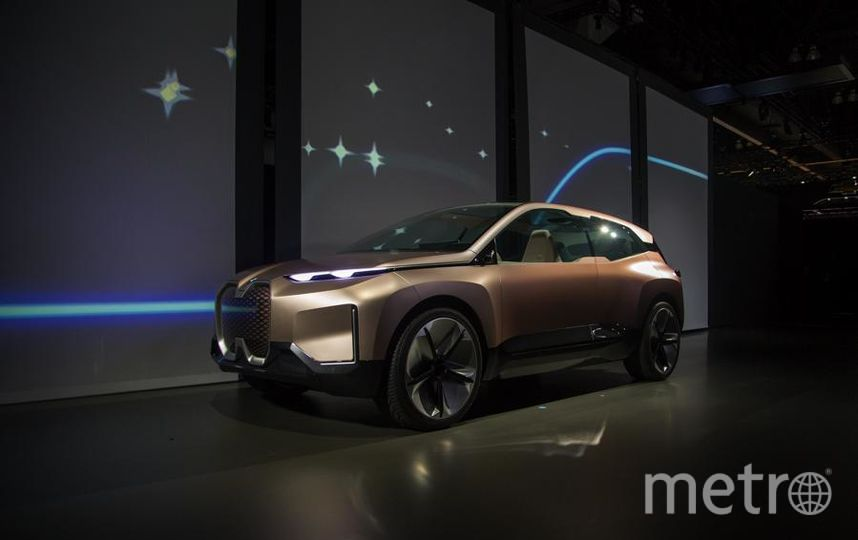 BMW Vision iNEXT. Фото Getty