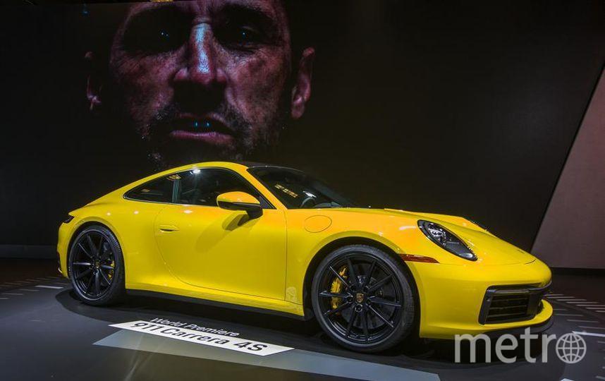 Porsche 911 Carrera 4S. Фото Getty