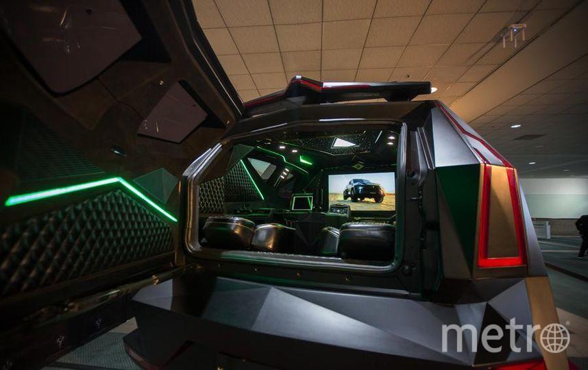 Ford F550. Фото Getty