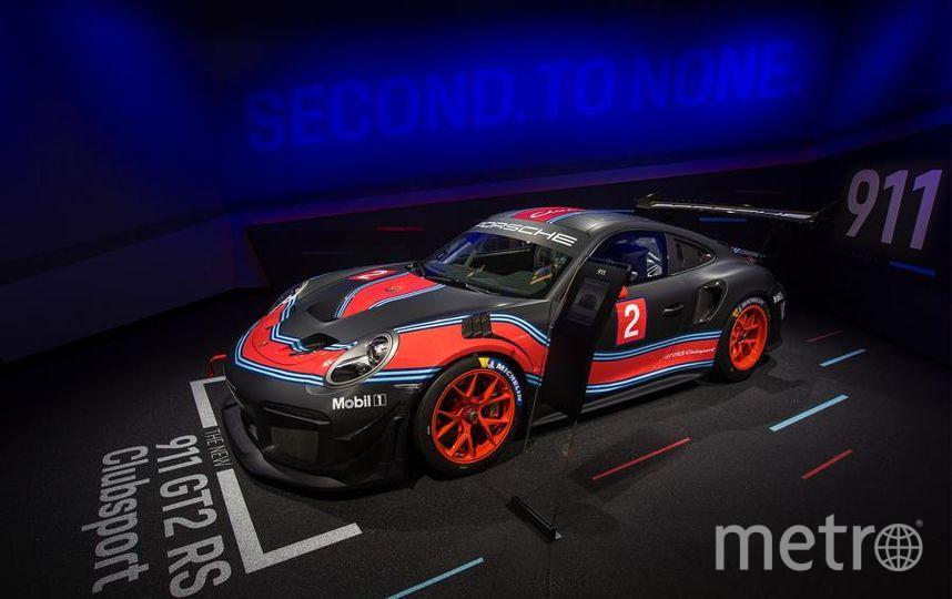Porsche 911 GTS RS Clubsport. Фото Getty