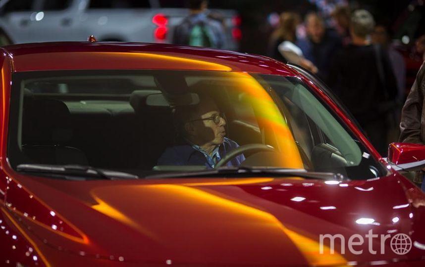 Chevrolet Malibu. Фото Getty