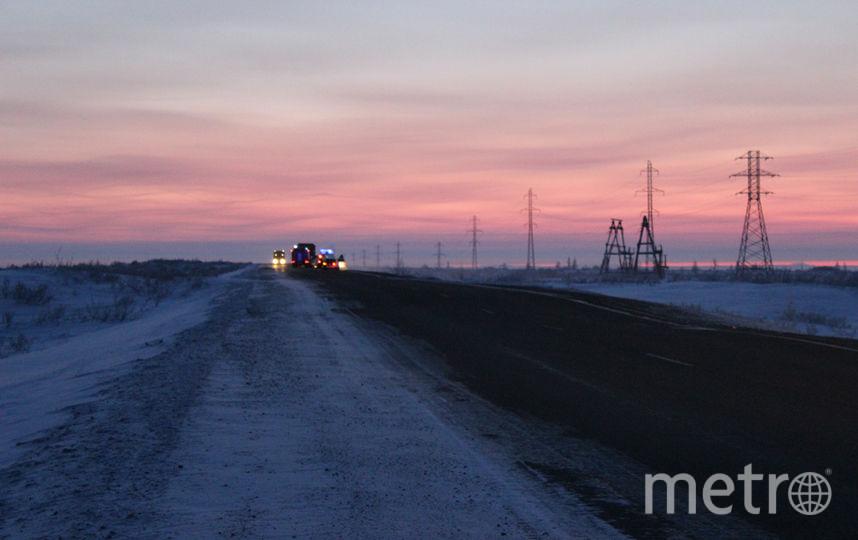 Фото с места происшествия. Фото ГУ МВД по Красноярскому краю