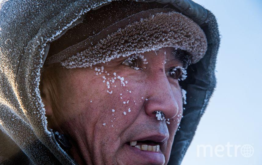 Местный житель. Фото AFP