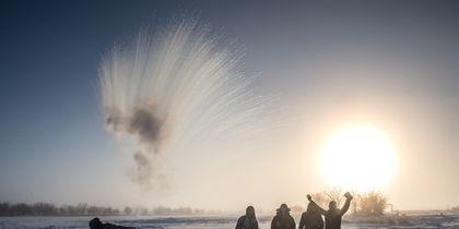 Зимний Якутск покорил сердца фотографов со всего мира: яркие снимки