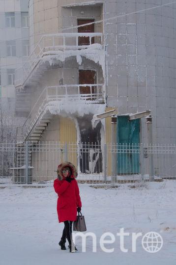 Якутск глазами фотографов. Фото AFP