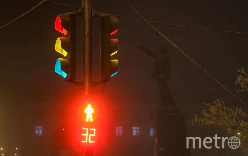 Температура на улице - минус 32 градуса. Фото AFP