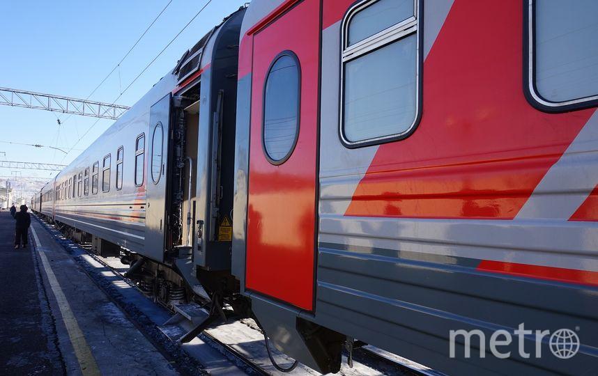 Грузовой поезд сошел с рельсов у станции Мангут на границе Омской и Тюменской областей. Фото https://pixabay.com/