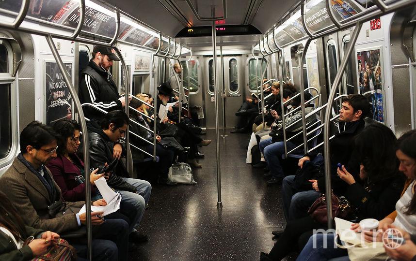 Часто такие фотографии были получены в общественном транспорте. Фото Getty