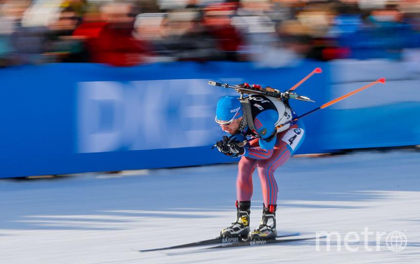 Логинов был выбран финишёром в составе нашей сборной. Фото Getty