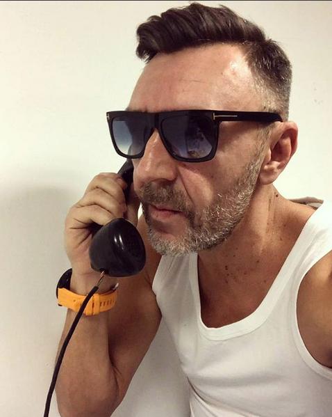 Сергей Шнуров. Фото Скриншот https://www.instagram.com/shnurovs/?hl=ru