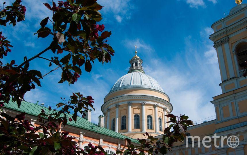 В Петербурге Александро-Невской лавре просят передать здание. Фото Pixabay.com