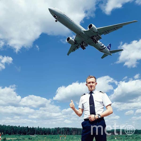 Евгений Мольков уверяет, что большинство страхов аэрофобов беспочвенны. Фото instagram.com/takeoffmolkov