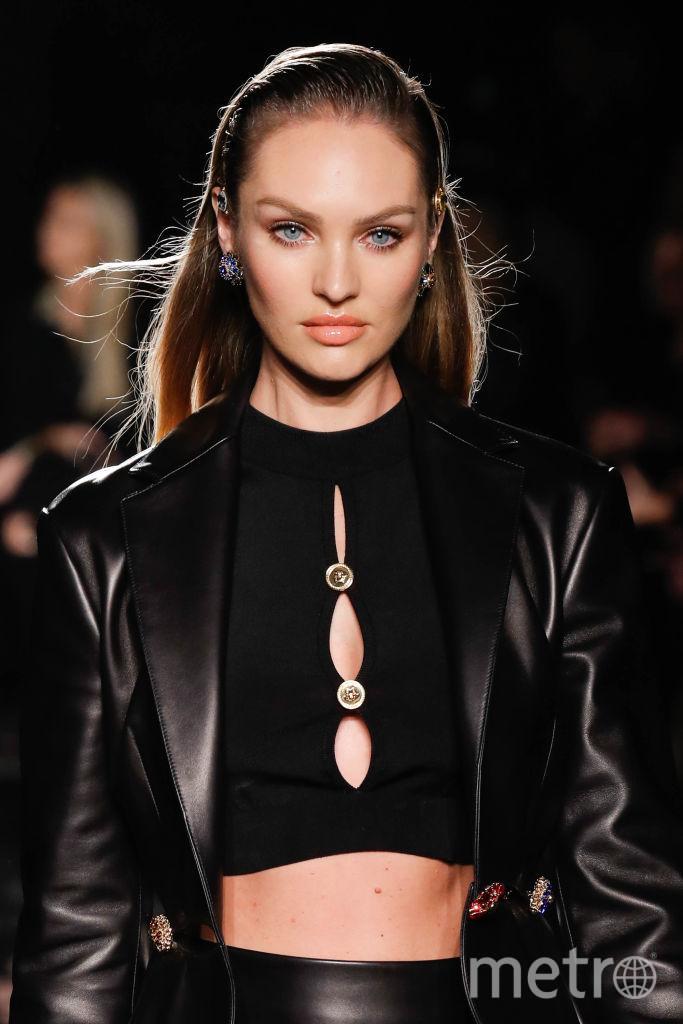 Показ Versace. Фото Getty