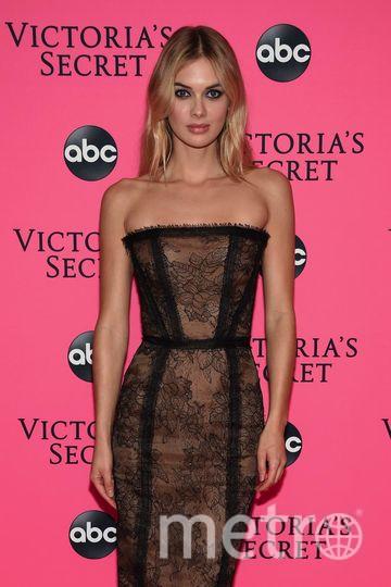 Ангелы Victoria's Secret. Меган Уильямс. Фото Getty