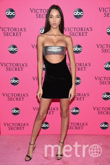 Ангелы Victoria's Secret. Ясмин Вижналдум. Фото Getty