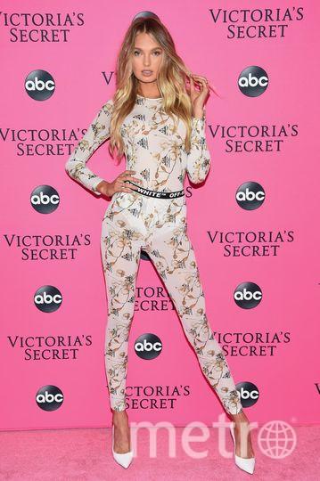 Ангелы Victoria's Secret. Роми Стрейд. Фото Getty