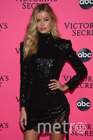 Ангелы Victoria's Secret. Фрида Аасен. Фото Getty