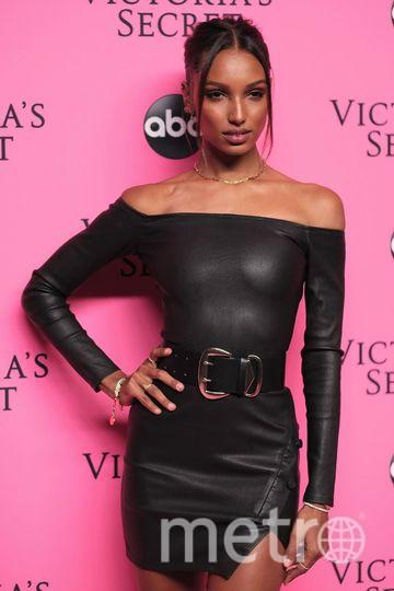 Ангелы Victoria's Secret. Жасмин Тукс. Фото Getty