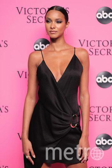 Ангелы Victoria's Secret. Лаис Рибейро. Фото Getty
