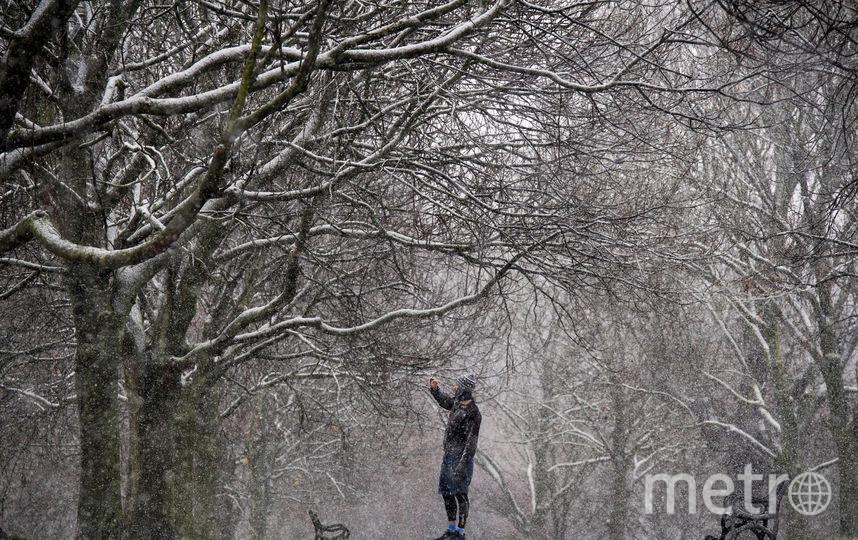 В Петербурге будет ненастно. Фото Getty