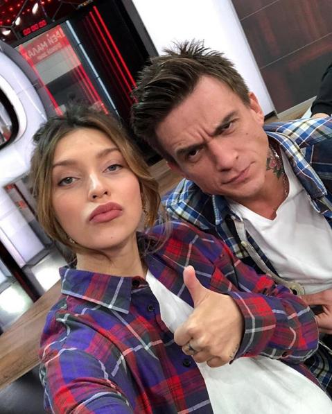 Регина Тодоренко и Влад Топалов. Фото Скриншот Instagram: vladtopalovofficial