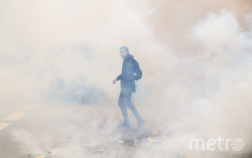Массовые демонстрации прошли 1 декабря. Фото Getty