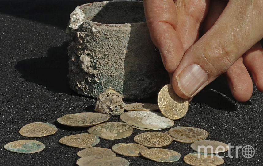 Cпециалисты датировали находку концом XI века. Фото AFP