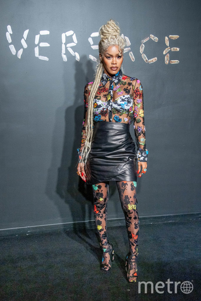 Шоу Versace. Фото Getty
