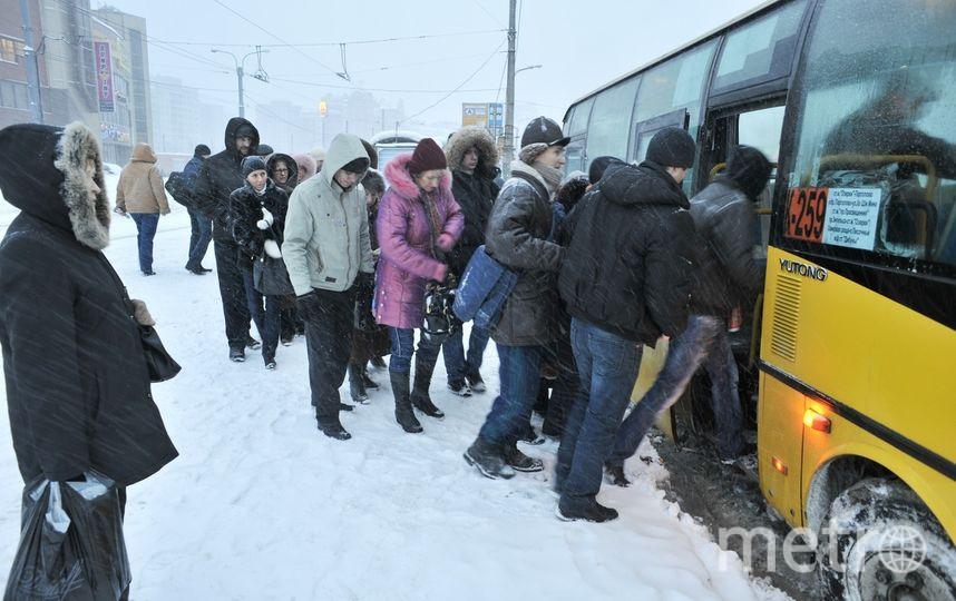 """Большие маршрутки перейдут в разряд социального транспорта, а «газели» могут упразднить. Фото Святослав Акимов, """"Metro"""""""