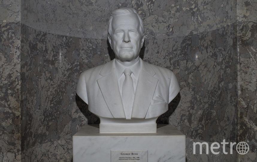 На прощание с Бушем-старшим может прийти любой желающий. Фото Getty