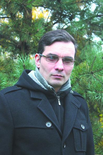 Александр Глушко. Фото предоставил Глушко