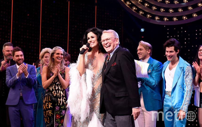 Премьера бродвейского шоу «The Cher Show» в Нью-Йорке. Фото Getty