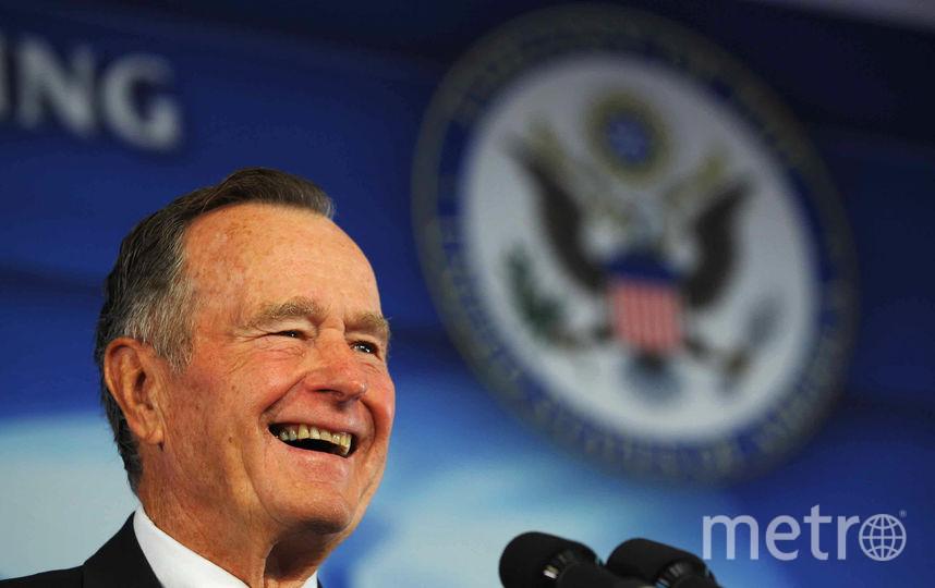 Джордж Буш-старший. Фото AFP