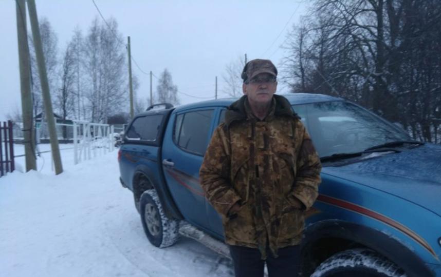 Геннадий Иванович Шадрин. Фото Ольга Мищихина.