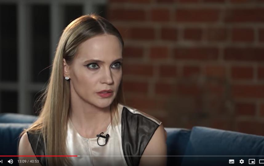 Наталья Ионова-Чистякова. Фото скриншот https://www.youtube.com/watch?v=0lKKWUu4IN0