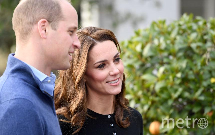 Пара отправилась на закрытый прием в честь ВВС Британии. Фото Getty