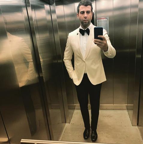 Иван Ургант, телеведущий. Фото instagram.com/urgantcom