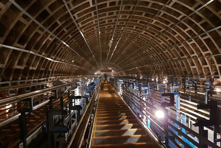 Открытие трех новых станций метро Петербурга перенесли на май. Фото Метрострой
