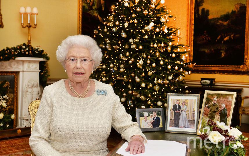 Рождественское обращение к британцам 25 декабря 2015 года. Фото Getty
