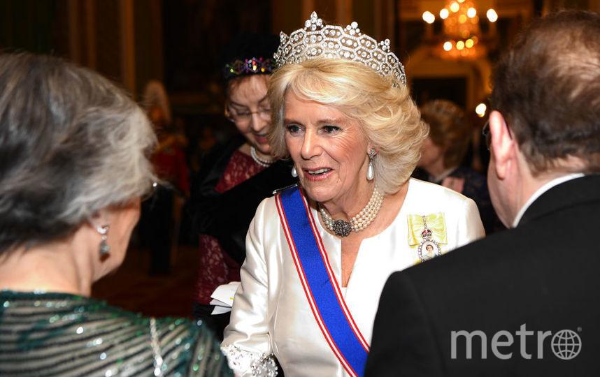 Герцогиня Корнуольская Камилла. Фото Getty