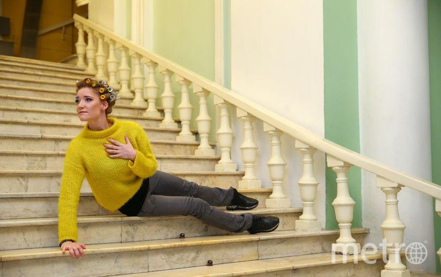 Лестница в РАМТ. Фото Василий Кузьмичёнок